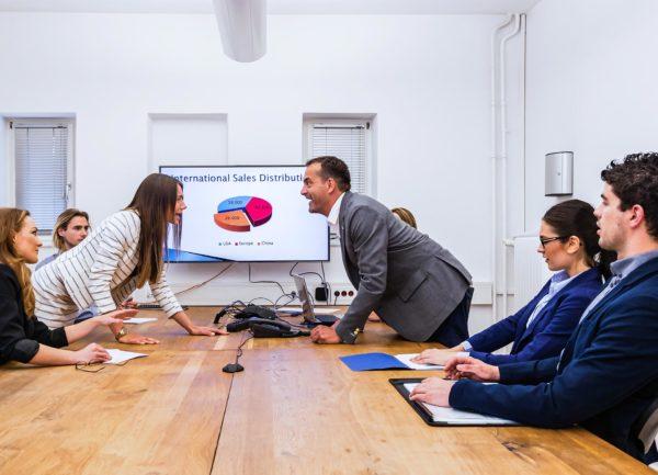 Konfliktlösung in Teams und Abteilungen – Merg & More